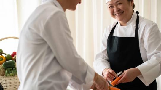 Кулинарные мастер-классы Nathalie Nguyen Thi